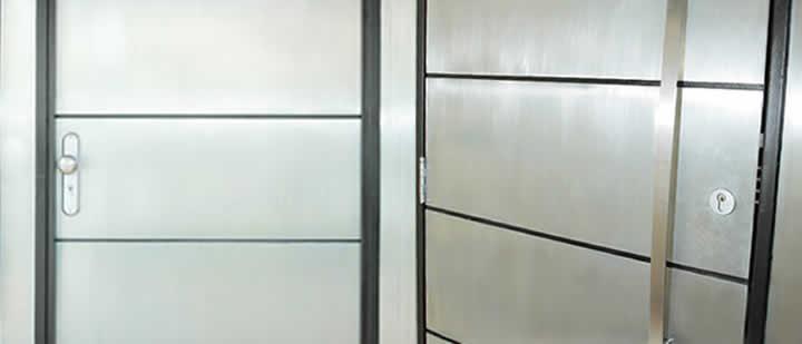Excepcional Porta Blindada De Fábrica | Madetal YS93